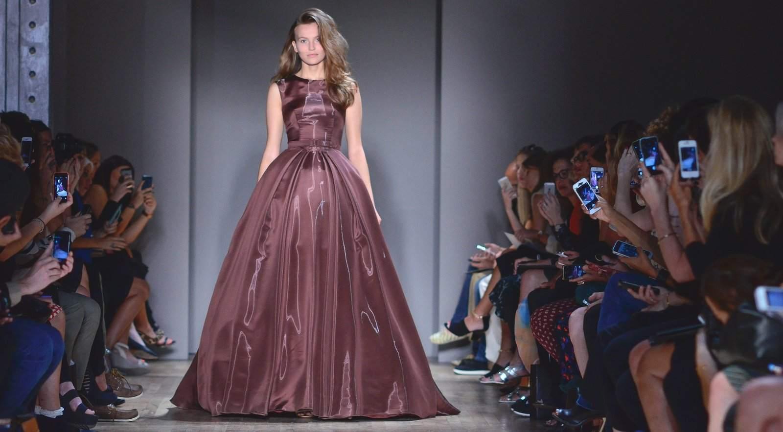 jenny packham5 Jenny Packham Spring/Summer Collection 2015 at NYC Fashion Week