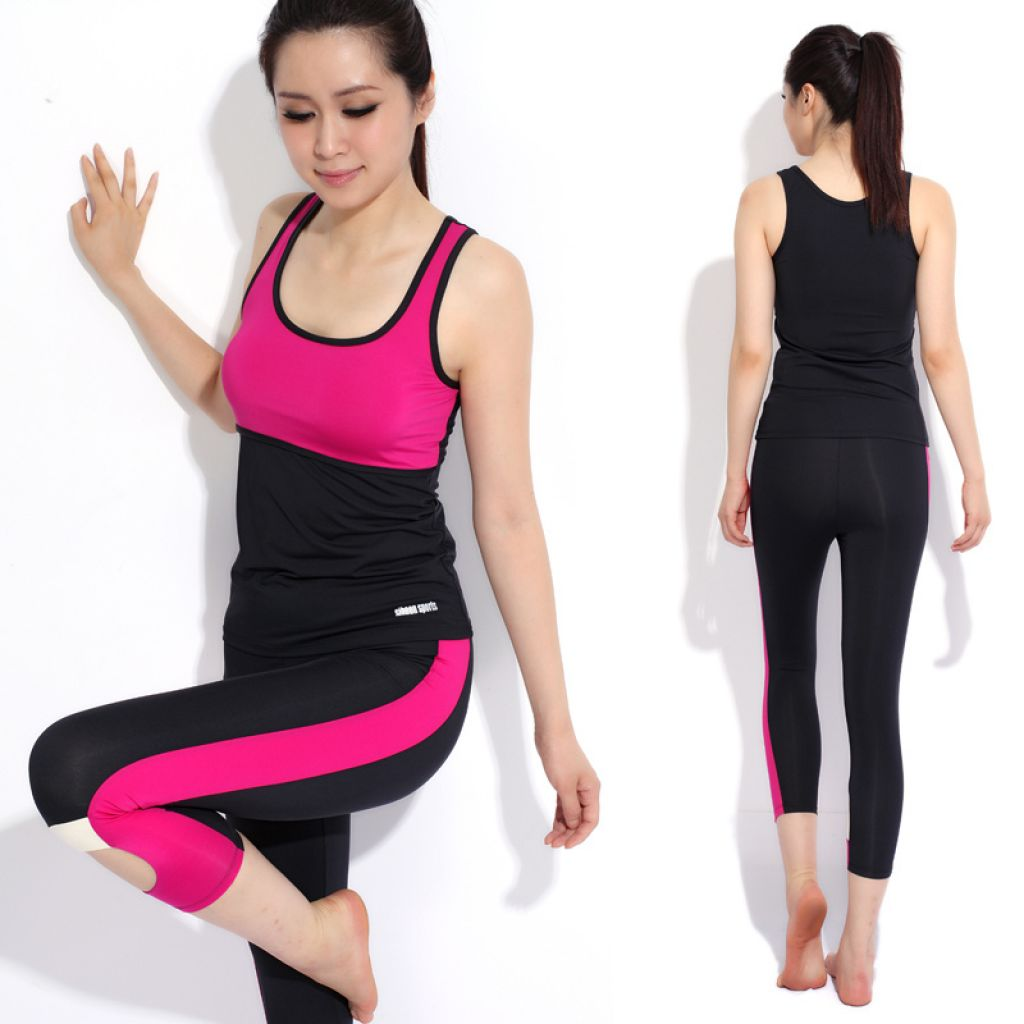 sportswear1 New Sportswear and Yoga Clothes Trends