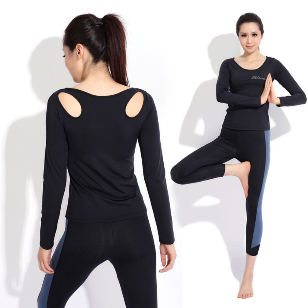 sportswear4 New Sportswear and Yoga Clothes Trends