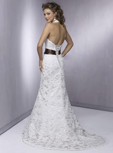 white wedding dress15 Be a Princess in White Wedding Dress