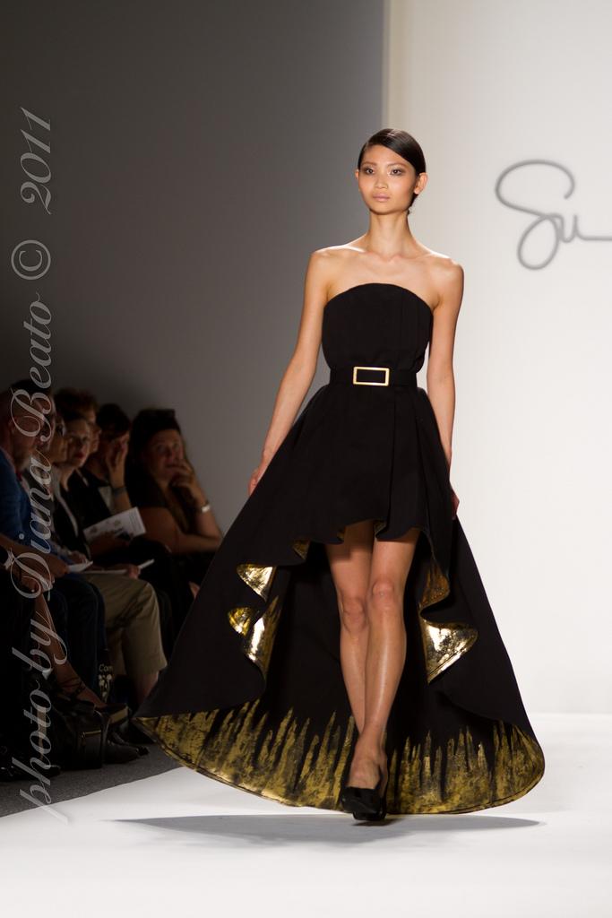 spring fashion1 Supima Spring 2012 Collection at New York Fashion Week