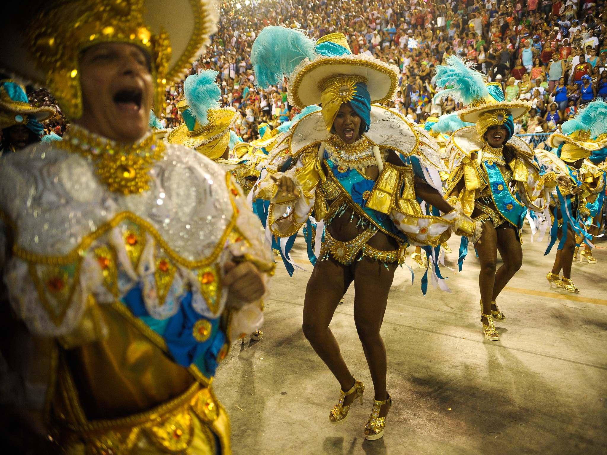 rio de janeiro 201610 Vila Isabel at Carnival in Rio de Janeiro