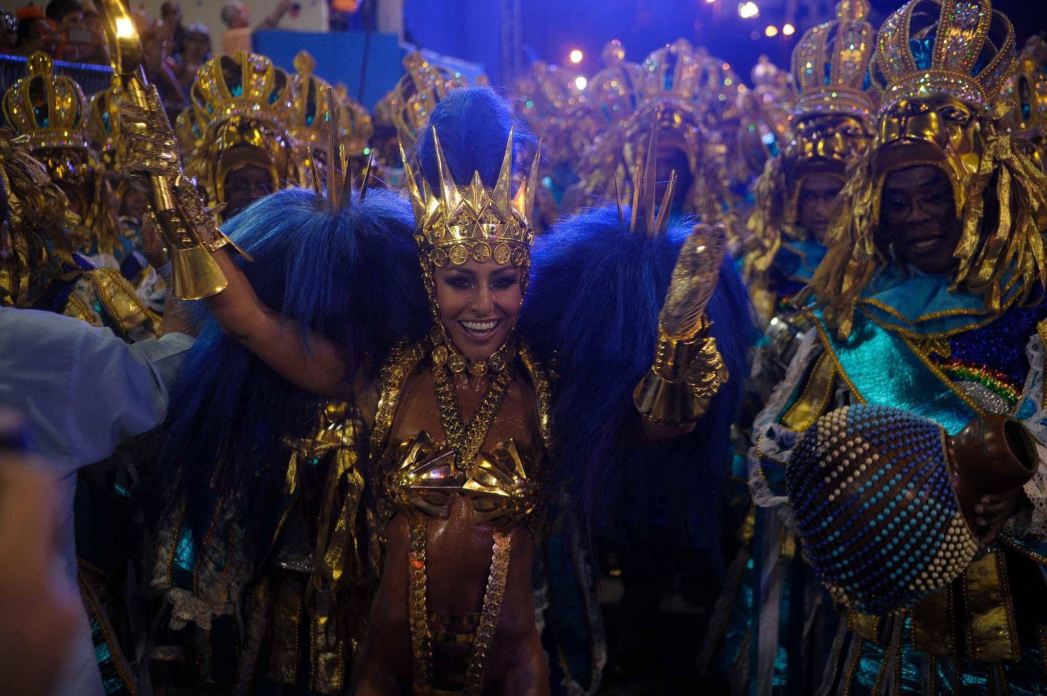 rio de janeiro 201611 Vila Isabel at Carnival in Rio de Janeiro