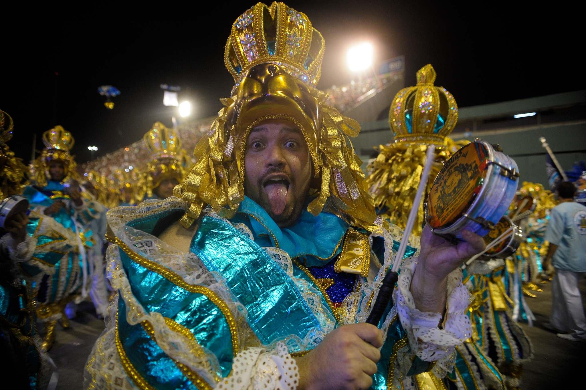 rio de janeiro 201613 Vila Isabel at Carnival in Rio de Janeiro