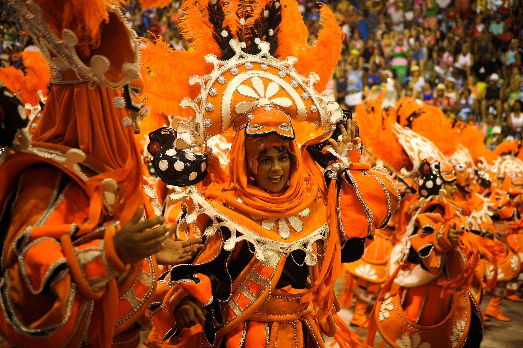 rio de janeiro 20163 Vila Isabel at Carnival in Rio de Janeiro