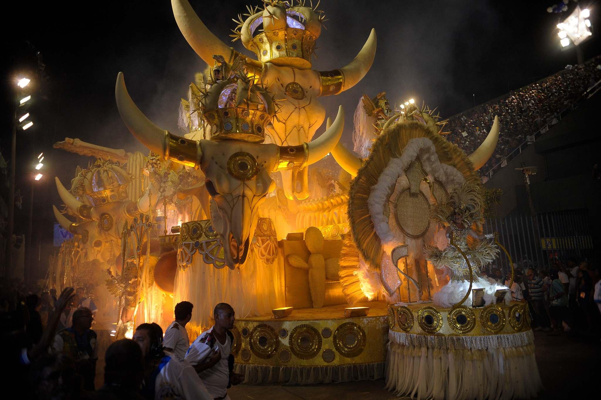 rio de janeiro 20167 Vila Isabel at Carnival in Rio de Janeiro