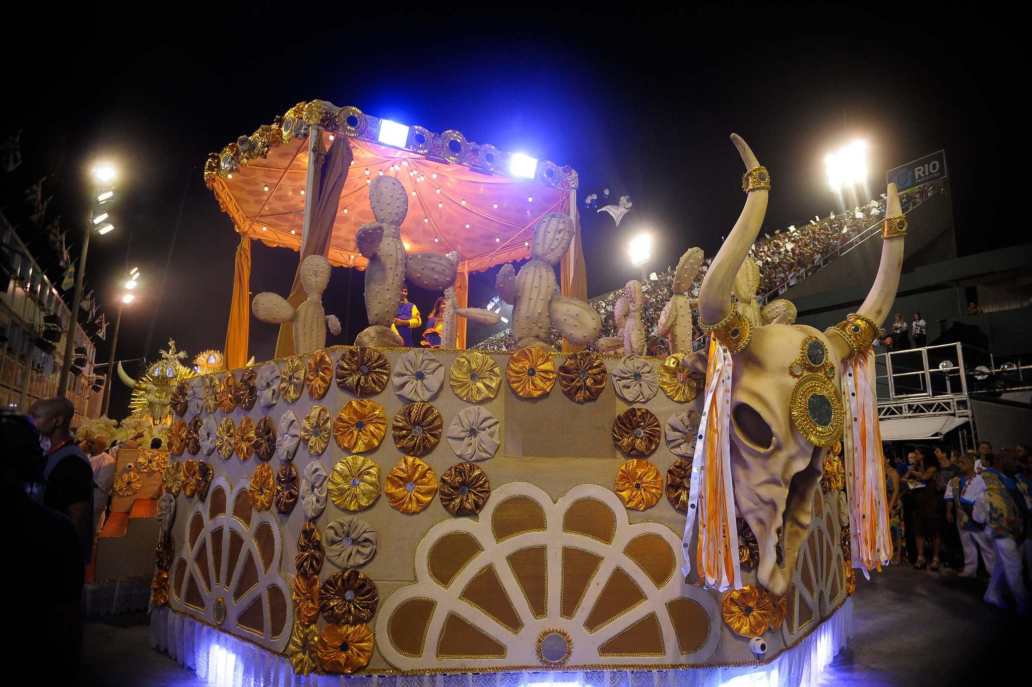 rio de janeiro 20168 Vila Isabel at Carnival in Rio de Janeiro