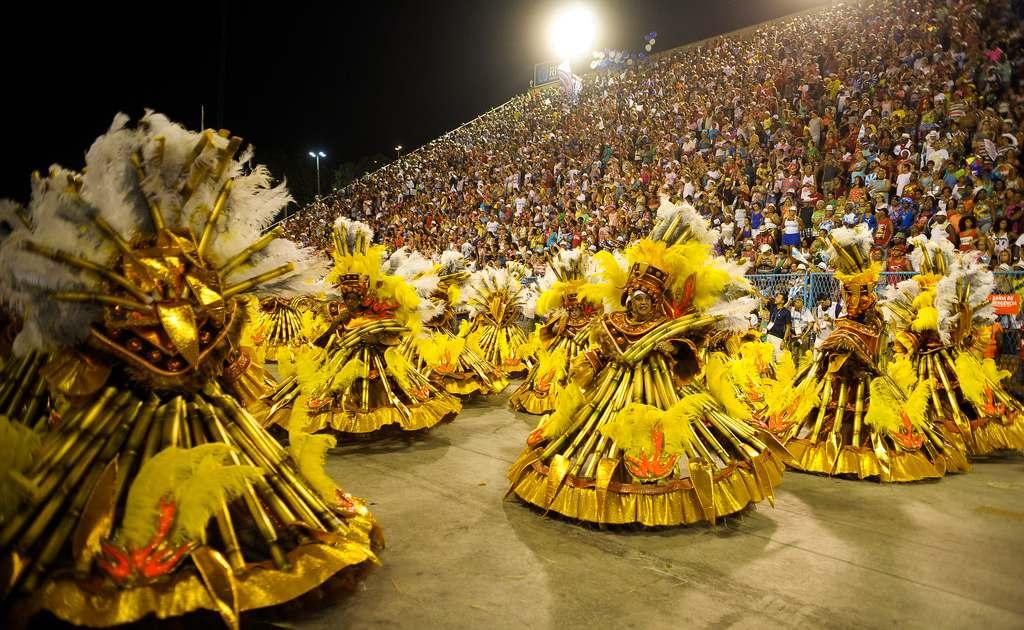 rio de janeiro 20169 Vila Isabel at Carnival in Rio de Janeiro