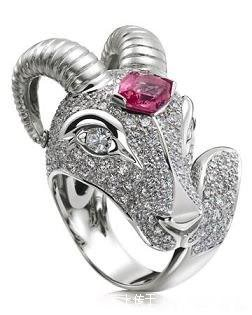zodiac signs9 Zodiac Sign Fashion Rings