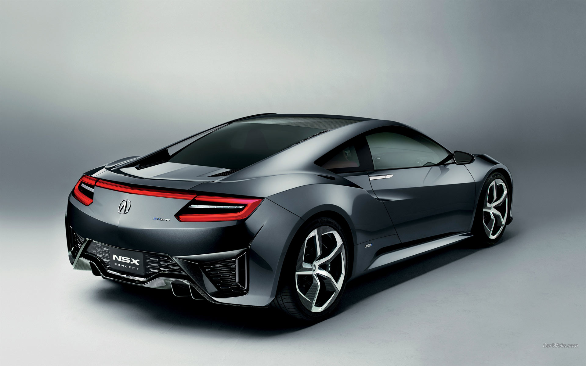 acura 2013 nsx1 Acura NSX Concept 2013 Wallpapers
