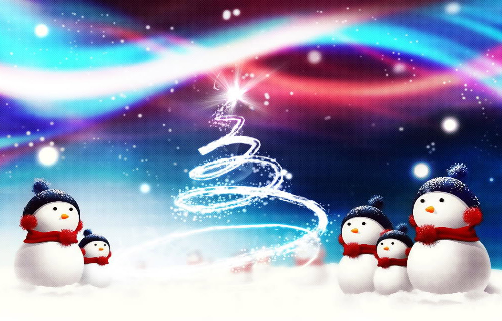 free xmas wallpapers6 Free Xmas Wallpapers