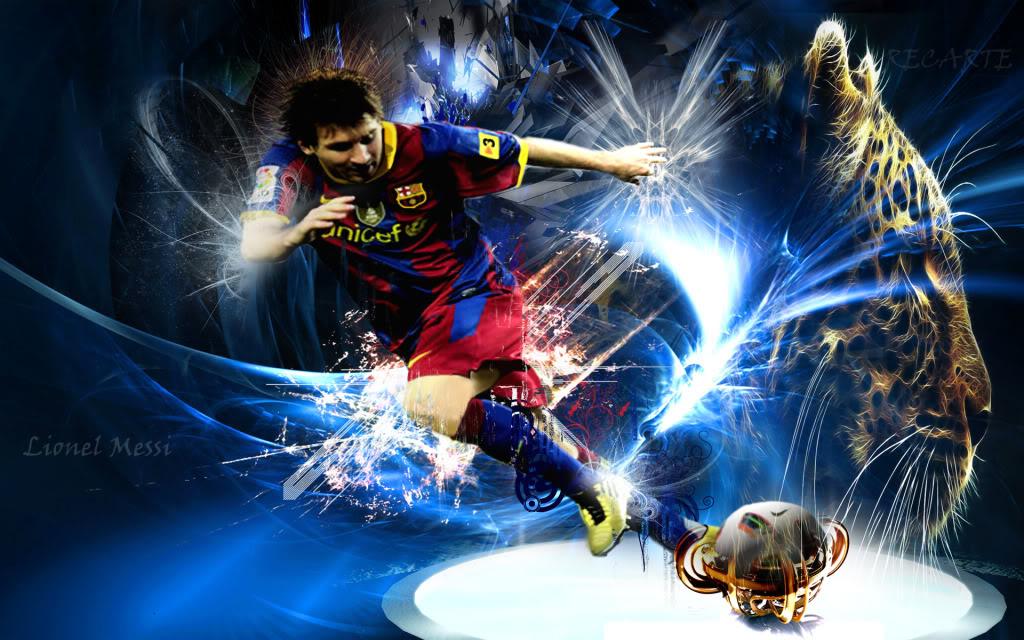 lionel messi wallpaper5 Lionel Messi Desktop Wallpapers