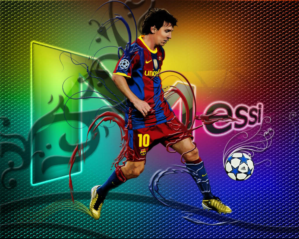 lionel messi wallpaper8 Lionel Messi Desktop Wallpapers