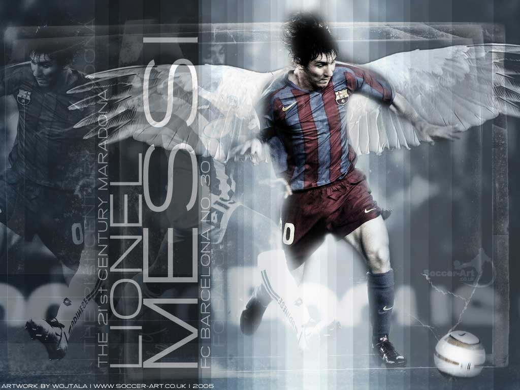 lionel messi wallpaper9 Lionel Messi Desktop Wallpapers