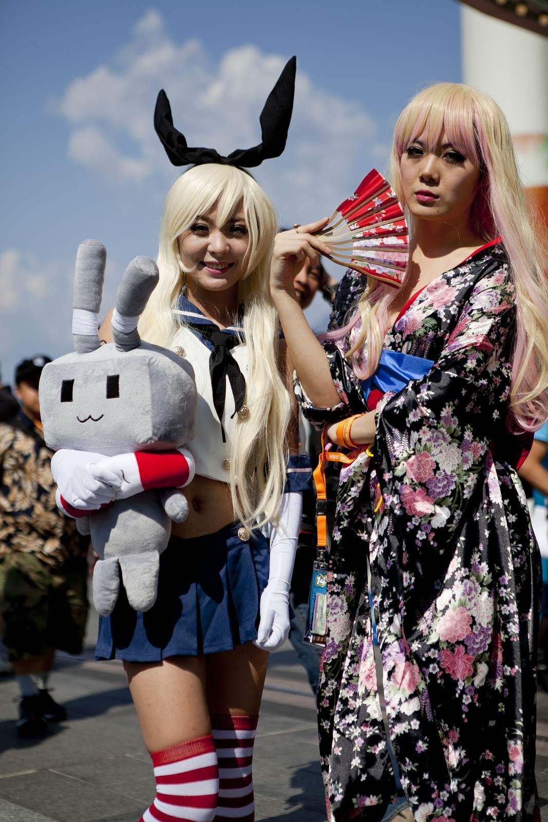 anime10 Anime Revolution 2014, Canada