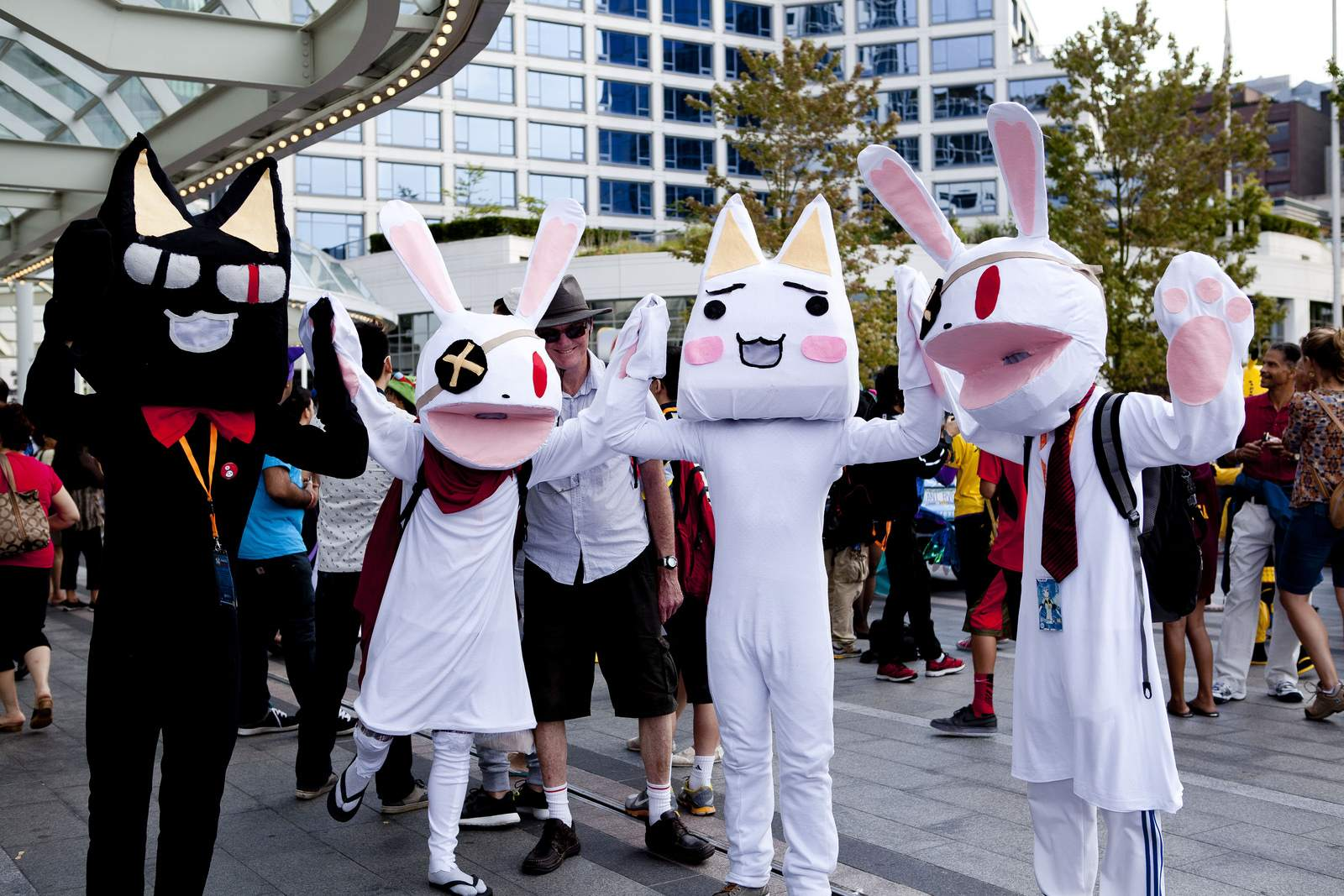 anime3 Anime Revolution 2014, Canada