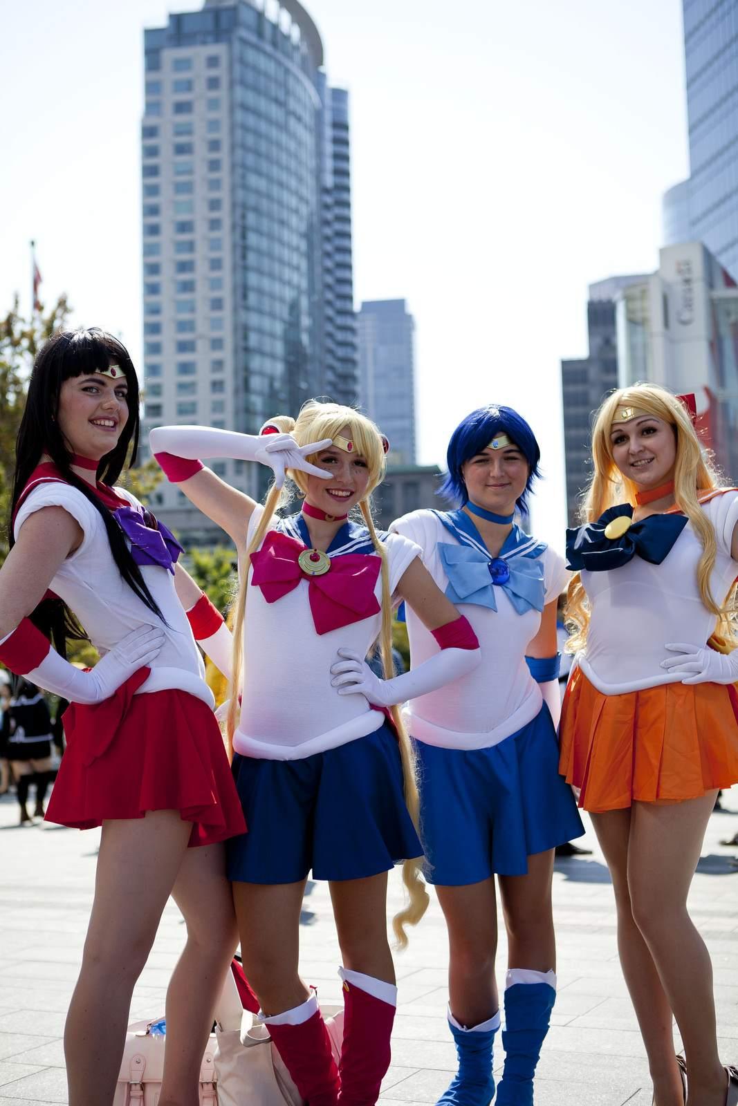 anime8 Anime Revolution 2014, Canada