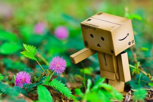 paper robot2 Funny Paper Box Robot Models