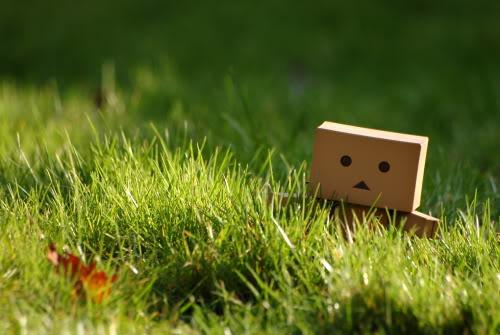 paper robot8 Funny Paper Box Robot Models