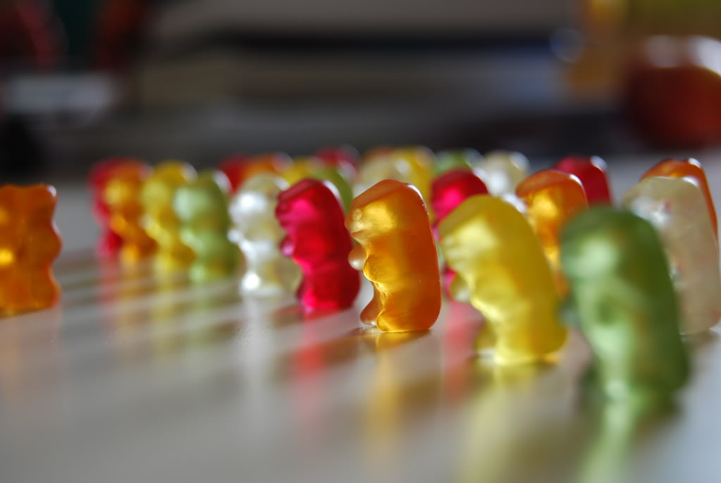 gummi bear9 Gummi Bear Fun