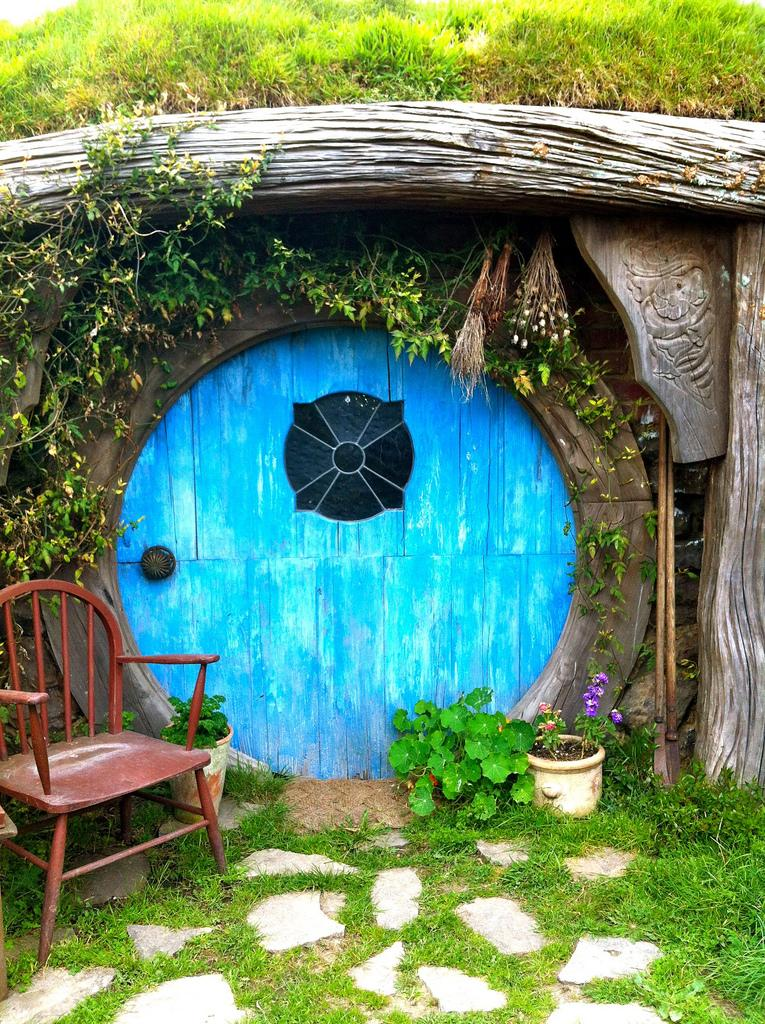 hobbiton movie set13 Hobbiton Movie Set in Matamata, North Island of New Zealand