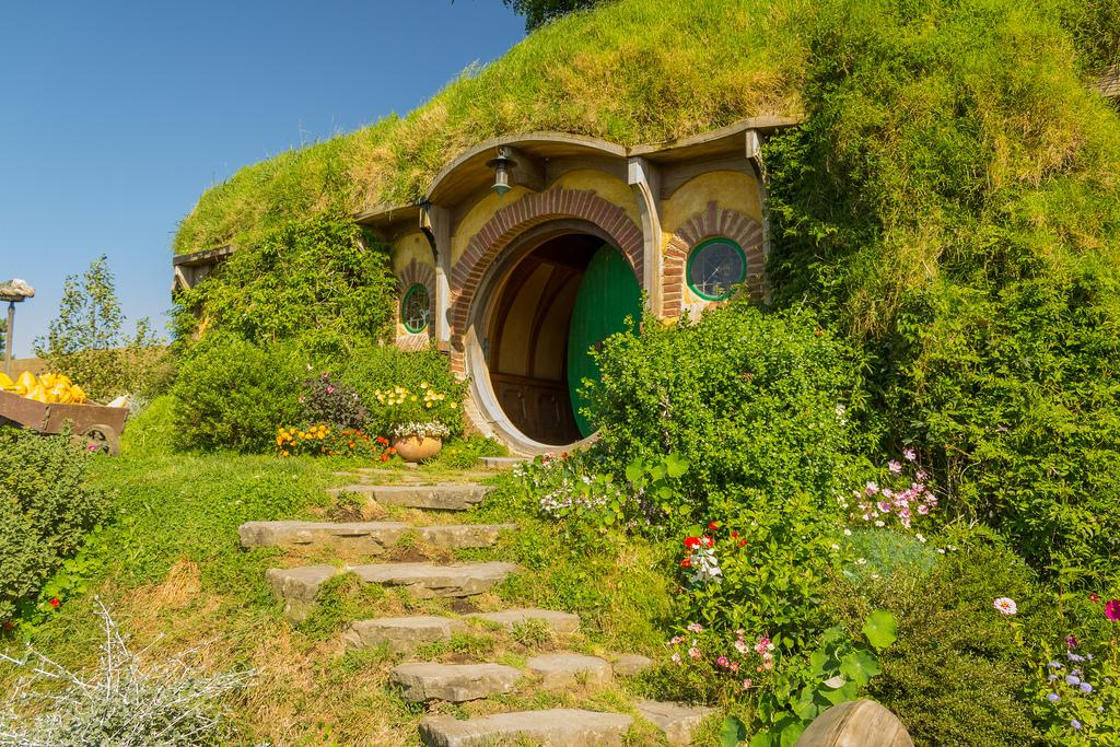 hobbiton movie set8 Hobbiton Movie Set in Matamata, North Island of New Zealand