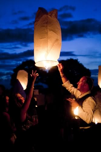 sky lantern7 How to Launch Sky Flying Lanterns ?