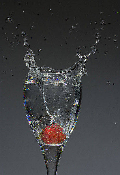 fruit splash7 Just A Fruit Splash into Glass