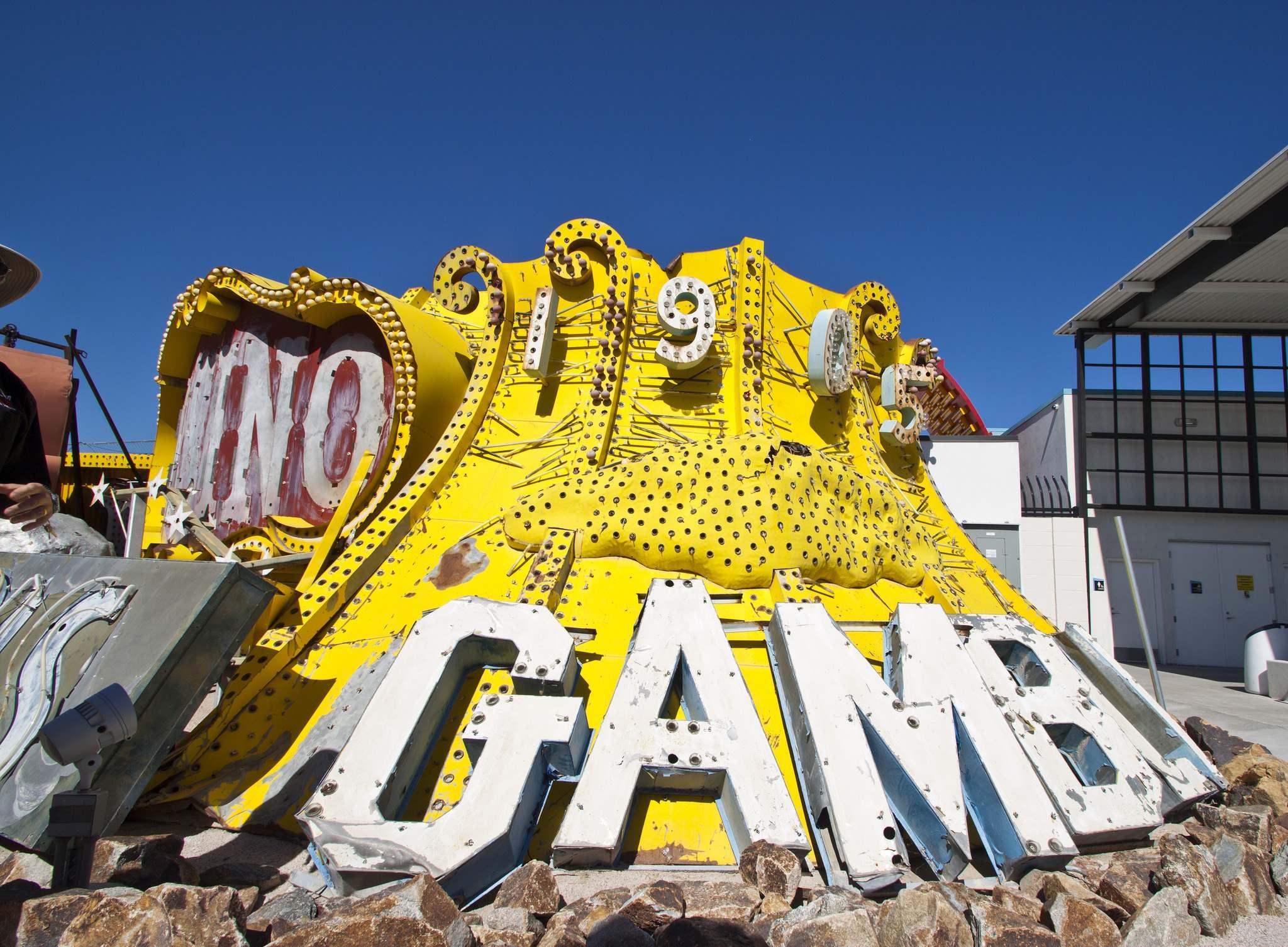 neon boneyard13 Las Vegas Neon Boneyard