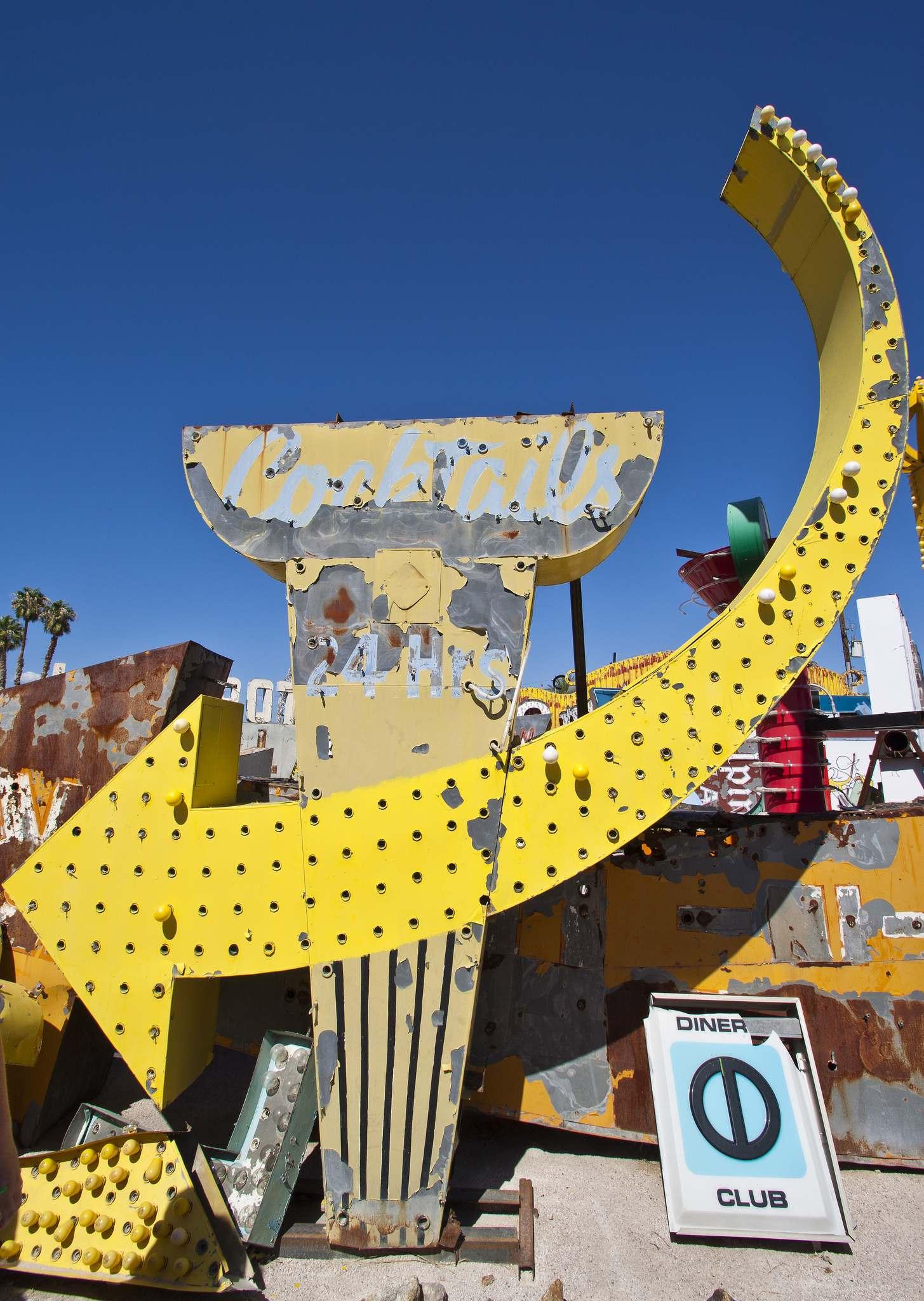 neon boneyard7 Las Vegas Neon Boneyard