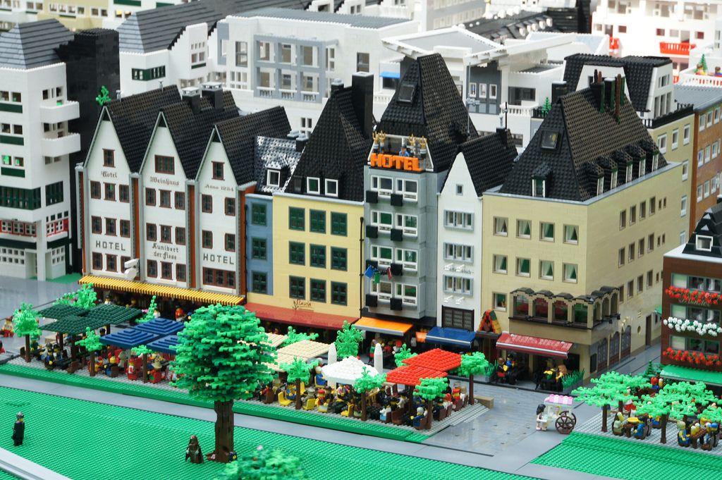 lego fan world1 Lego Fan World in Cologne