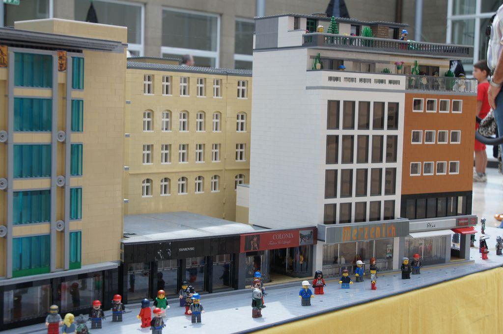 lego fan world10 Lego Fan World in Cologne