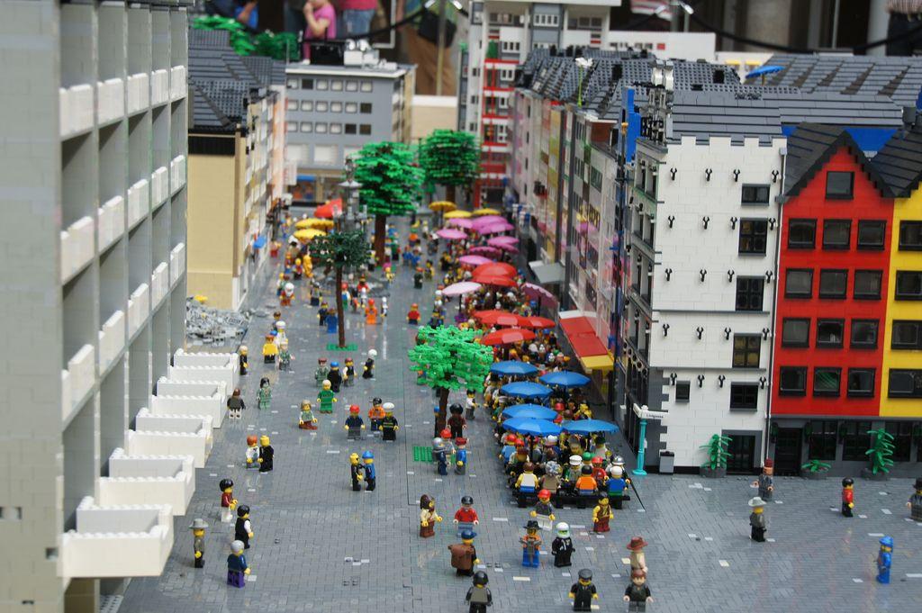 lego fan world12 Lego Fan World in Cologne