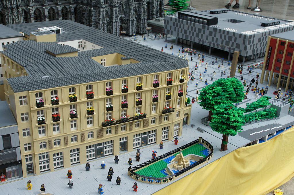 lego fan world2 Lego Fan World in Cologne