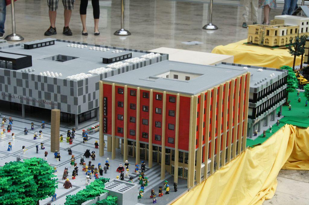 lego fan world3 Lego Fan World in Cologne