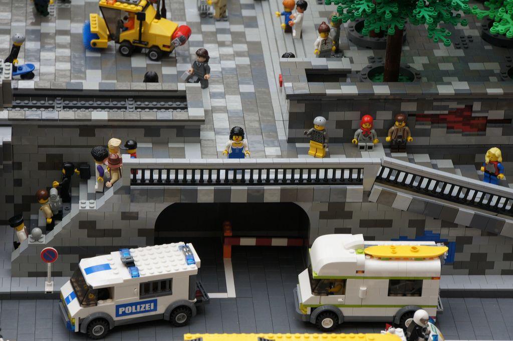 lego fan world4 Lego Fan World in Cologne