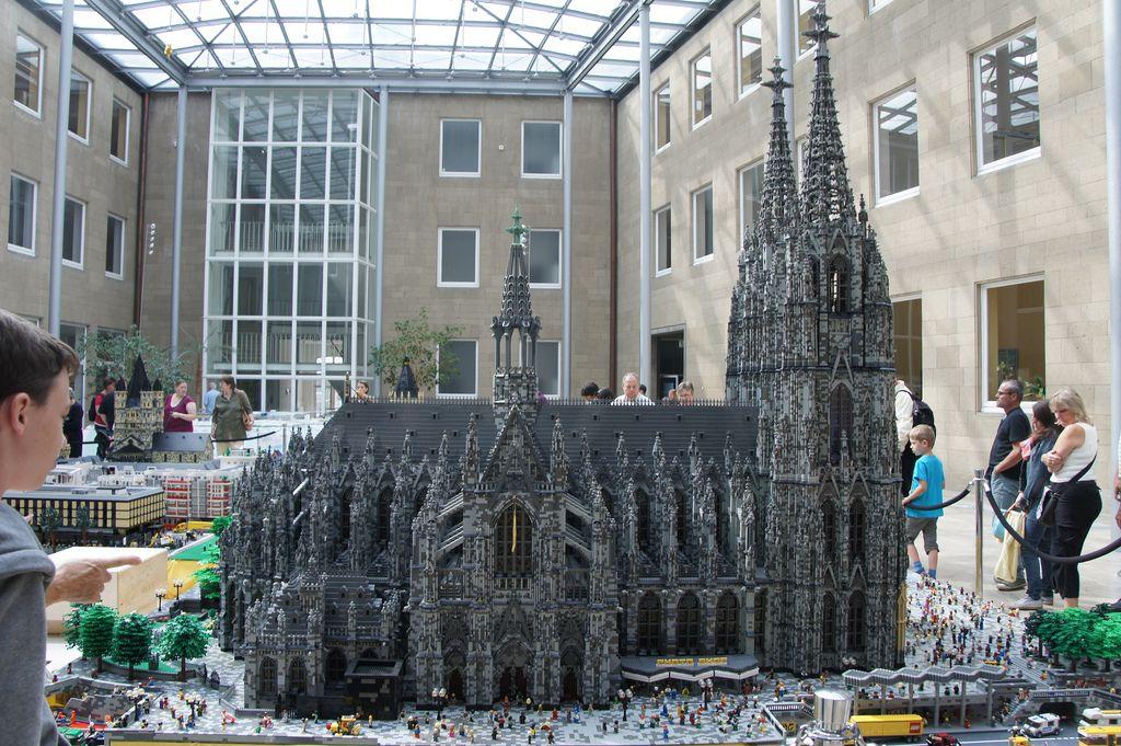 lego fan world5 Lego Fan World in Cologne