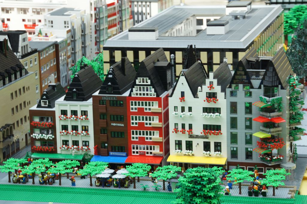 lego fan world7 Lego Fan World in Cologne