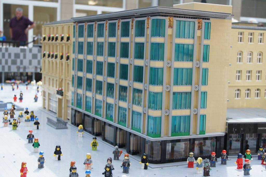 lego fan world9 Lego Fan World in Cologne
