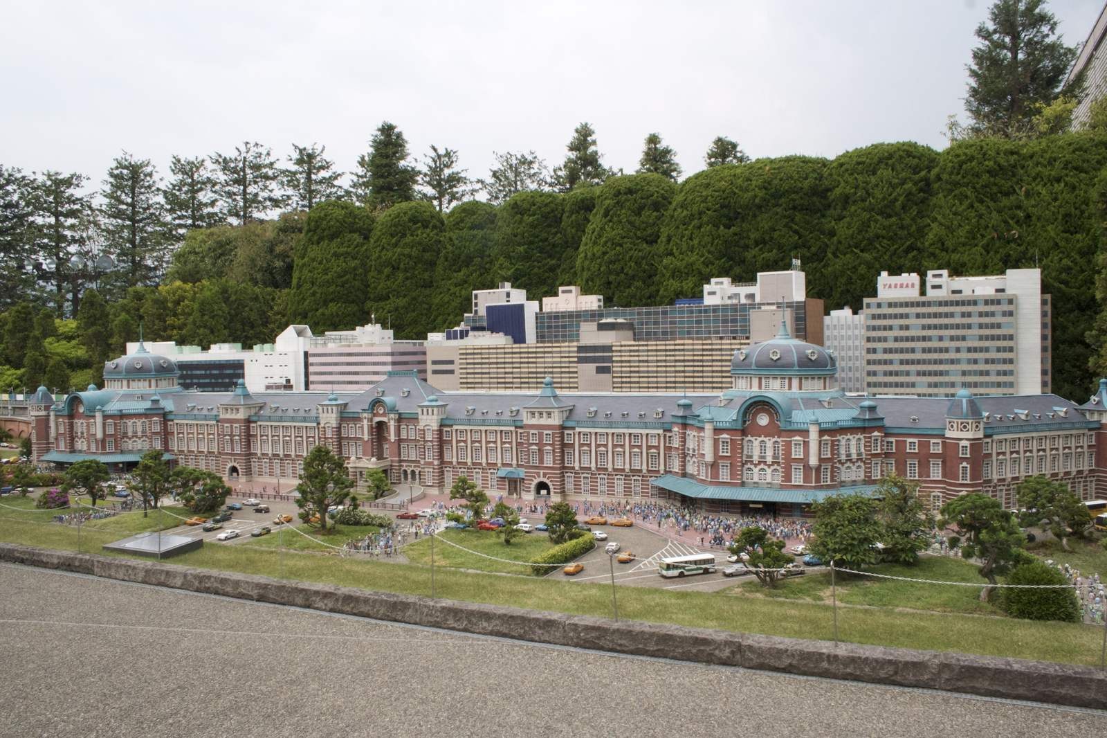 tobu world square1 Miniature Park   Tobu World Square