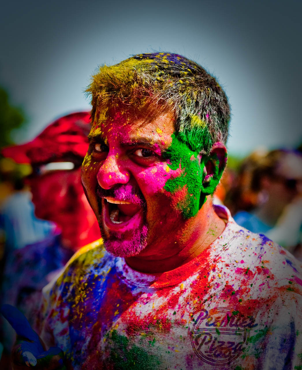 holi festival The Most Colorful Holi Festival