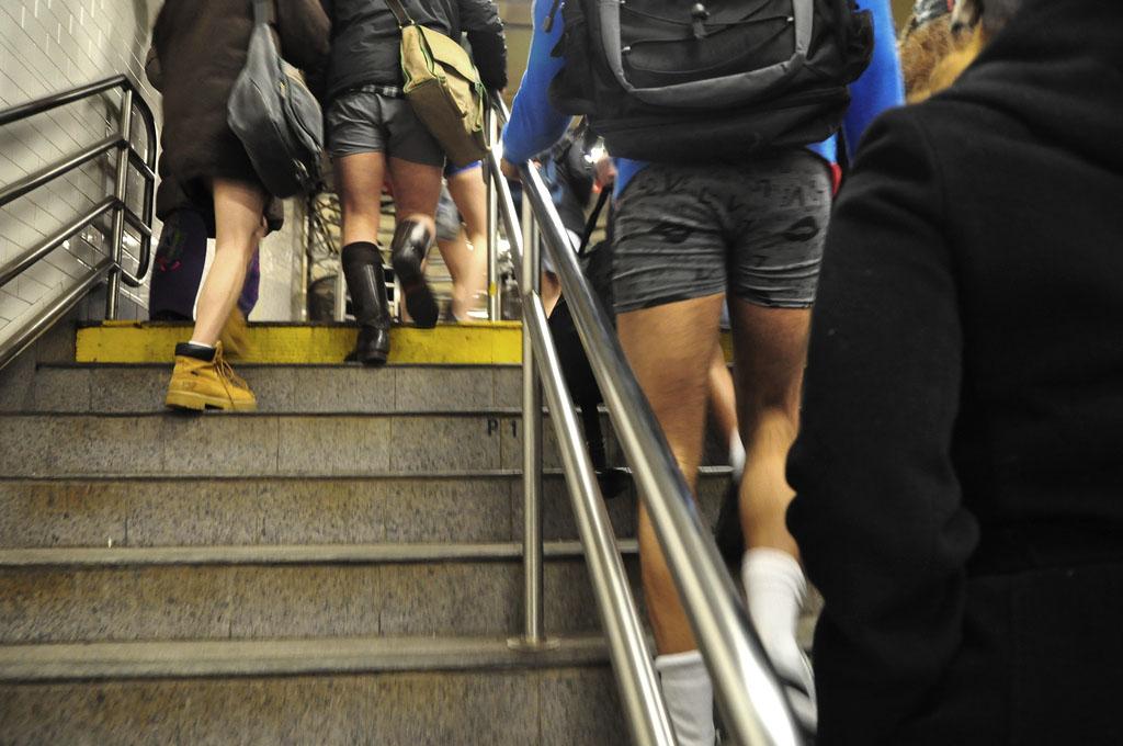 no pants ride8 No Pants Subway Ride 2011 in NYC