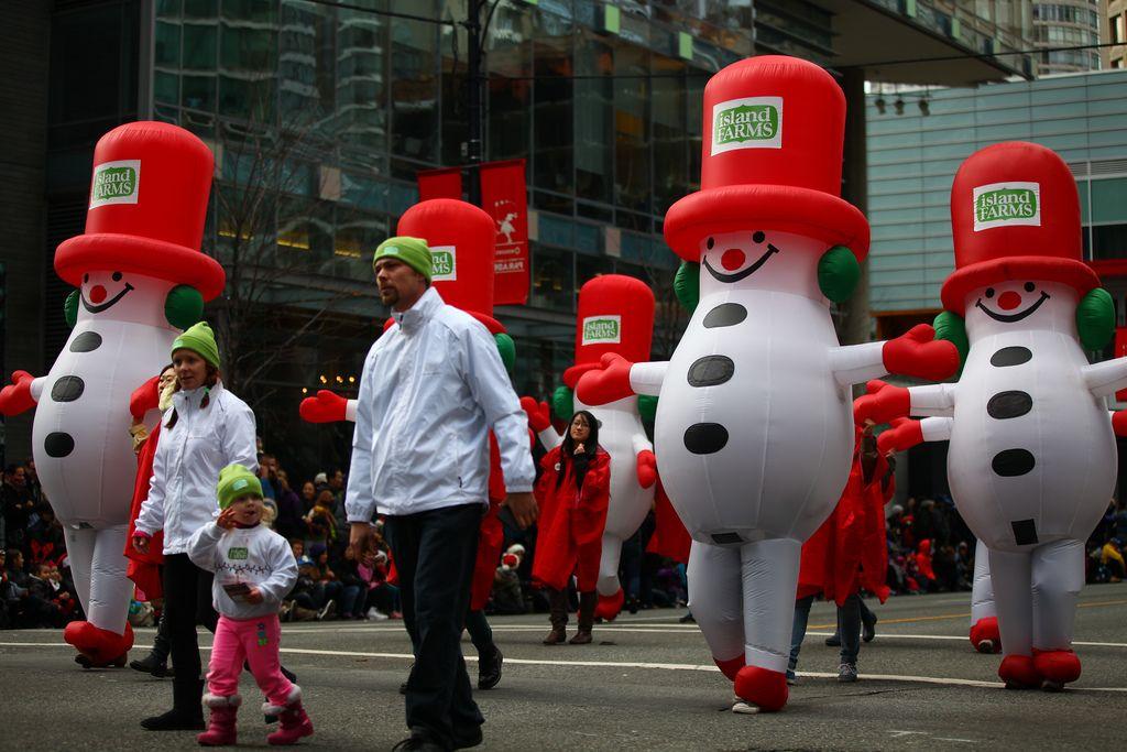 santa claus parade1 Rogers Santa Claus Parade