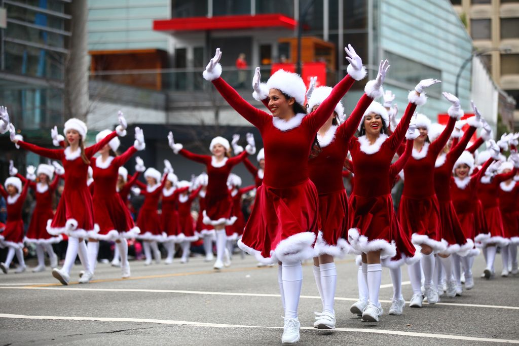 santa claus parade2 Rogers Santa Claus Parade