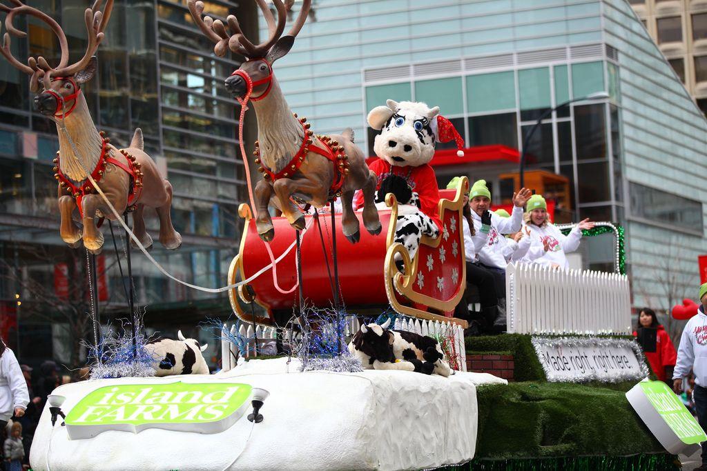 santa claus parade6 Rogers Santa Claus Parade