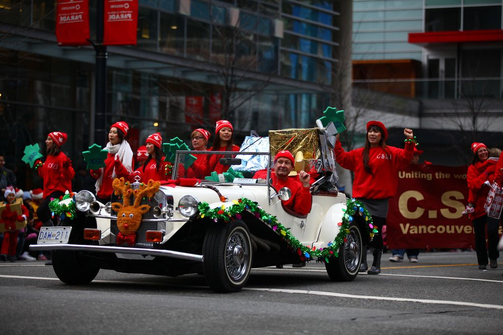 santa claus parade7 Rogers Santa Claus Parade