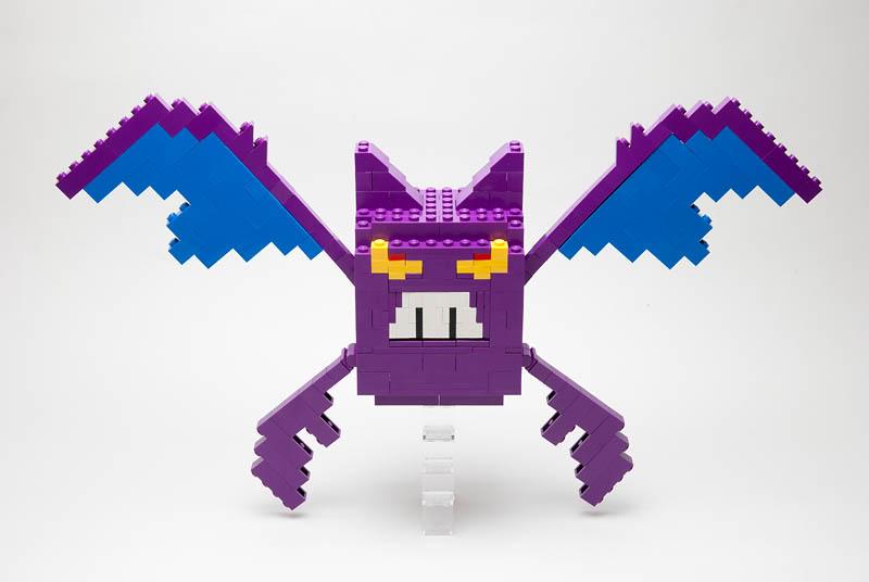 lego minifigures Weird Lego Creatures