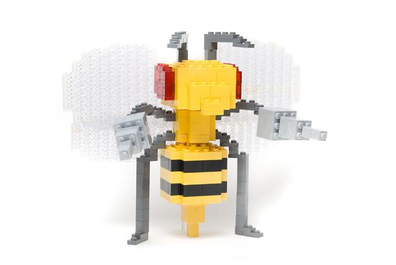 lego minifigures10 Weird Lego Creatures