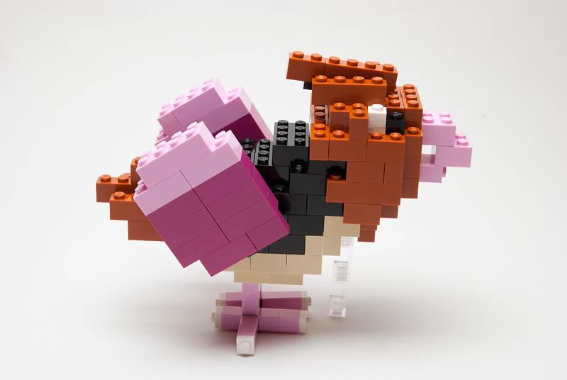 lego minifigures12 Weird Lego Creatures