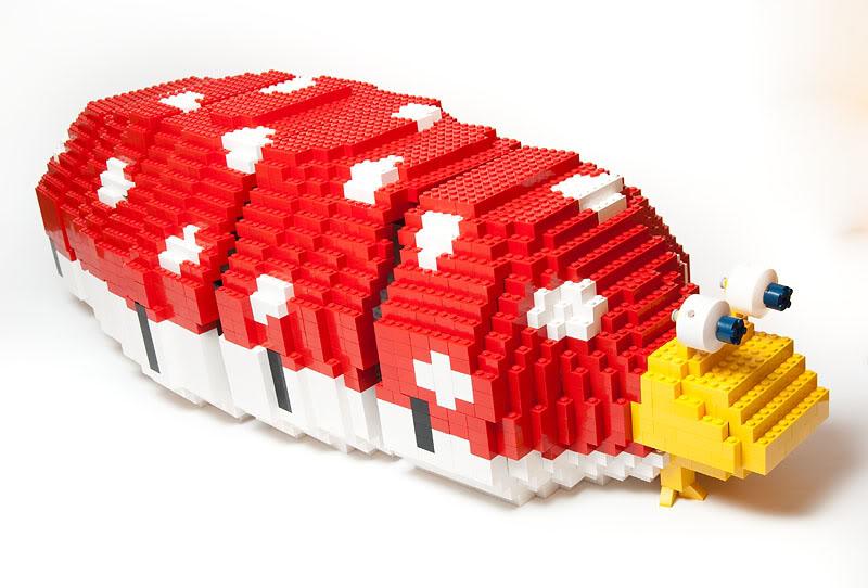 lego minifigures15 Weird Lego Creatures